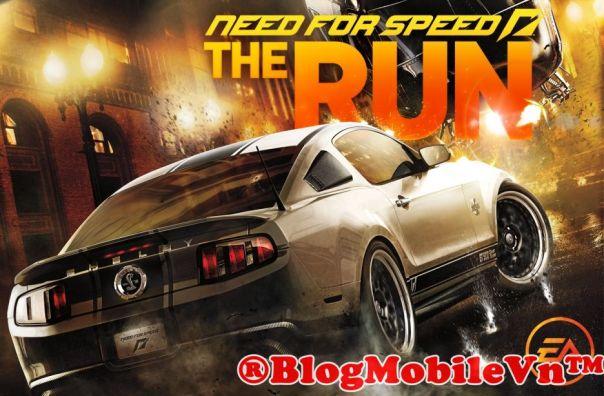 [Việt hóa] Need For Speed The Run-Phiên bản tiếng Việt by EA Mobile.