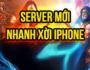 Ma Pháp Online ra Server mới – Nhanh xờiIphone